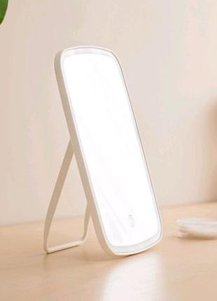Зеркало настольное с подсветкой Xiaomi Jordan Judi nv505 3*LED