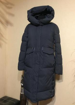 🔥шикарное🔥 зимнее пальто одеяло пуховик био пух зима