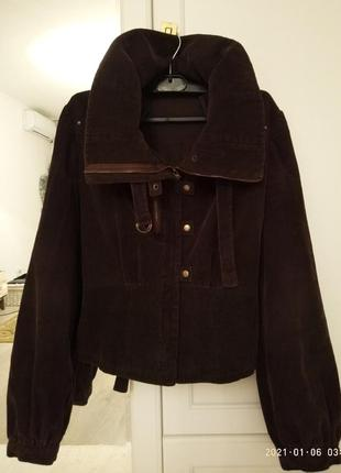 Вельветовая куртка / жакет из дании
