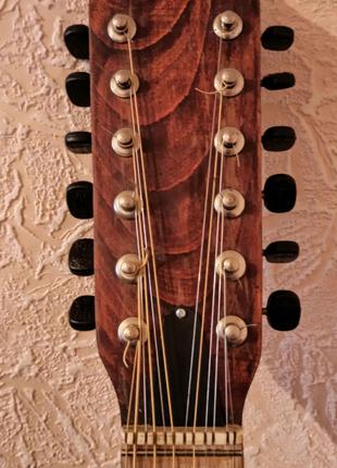 12 струнная гитара Trembita
