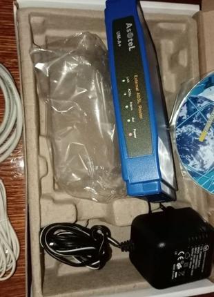 ADSL Маршрутизатор ADSL2/ADSL+