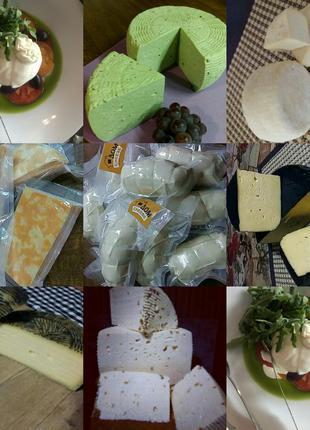 Крафтові сири dom.cheese