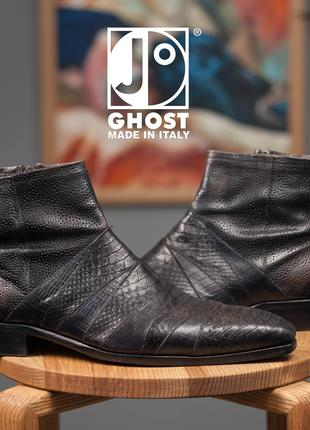 Сапоги Jo Ghost, Италия 42,5 мужские ботинки туфли классические