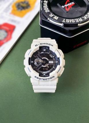 Casio G-Shock GA-110 White-Black New