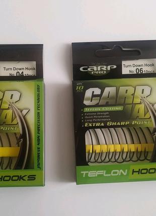 Гачок Carp Pro Teflon Turn Down