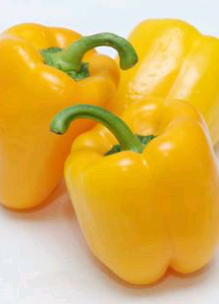 Перец Жёлтый Куб (семена 25 шт)