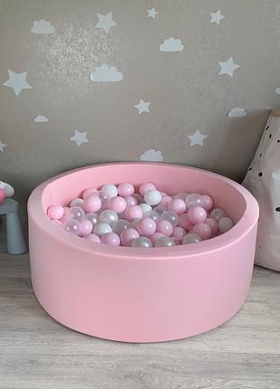 Сухой бассейн для деток, с шариками 2021