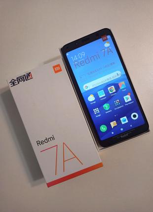 Xiaomi Redmi 7A 3Gb/32Gb black/blue/gold