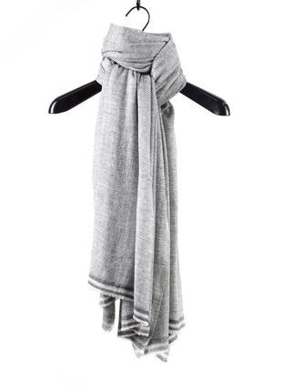 Кашемировый шарф - палантин из непала