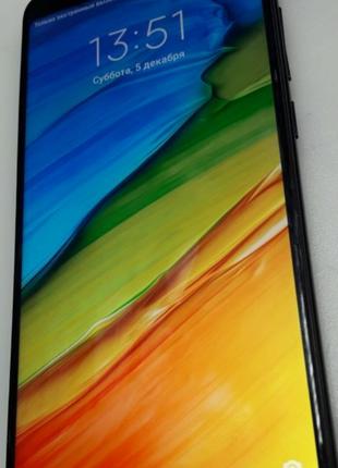 Xiaomi redmi note 5 (3/32 ГБ) Идеал.
