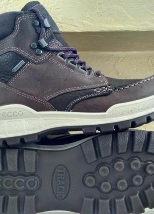 Ботинки водонепроницаемые ecco genuine track 25 footwear gore-...