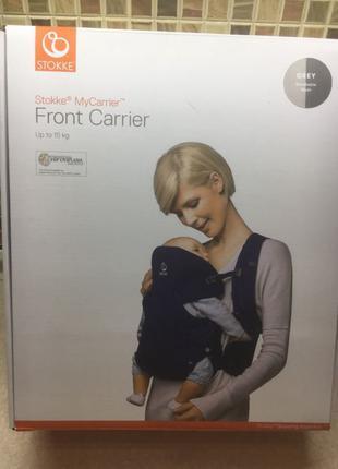 Рюкзак для переноски детей Stokke MyCarrier™ Front