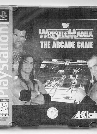 WWF WrestleMania: The Arcade Game | Sony PlayStation (PS1)