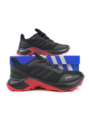 Мужские кроссовки adidas terrex gtx black 📐