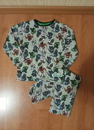 Пижама на мальчика 5 лет.