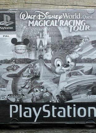 Walt Disney World Quest: Magical Racing Tour | Sony PlayStation 1