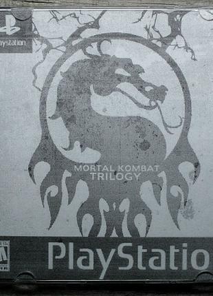 Mortal Kombat Trilogy | Sony PlayStation 1 (PS1)