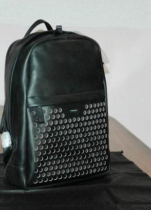 Продам кожаный рюкзак police hot shots (новый и оригинальный)