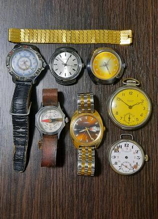 Часи,компас,браслет