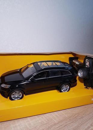 РАСПРОДАЖА Audi Q7 на радиоуправлении!!