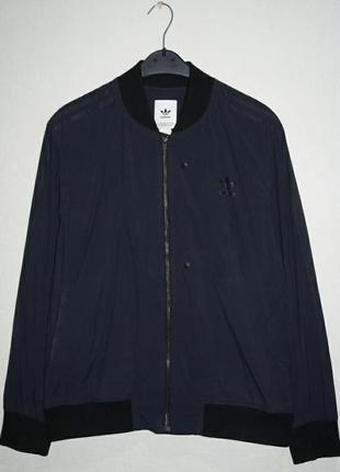 Adidas adicolor delux bomber jacket бомбер адидас