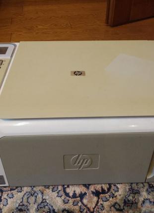 МФУ HP Photosmart C4183 струйный принтер сканер копир цветной б/у