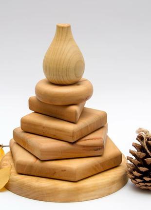 Деревянные ЭКО игрушки для детей