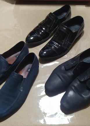 Туфли мужские, размер 41-42. 60, 150, 250 грн.