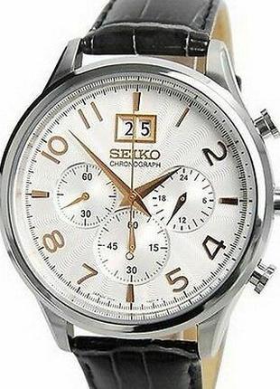 Часы хронограф от Seiko