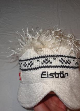 Eisbar - прикольная горнолыжная шапка
