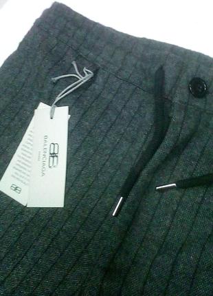 Теплые мужские брюки Balenciaga
