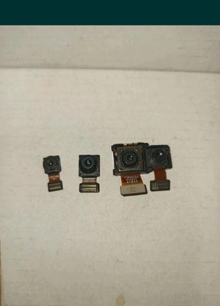 Камеры на Huawei p smart