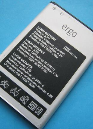 Аккумулятор Ergo F281, оригинал