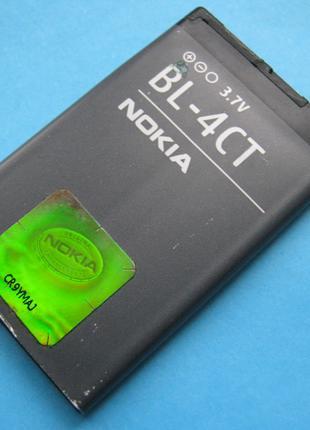 Аккумулятор Nokia BL-4CT, оригинал