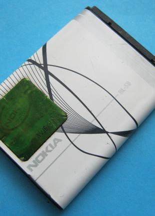 Аккумулятор Nokia BL-5B, оригинал