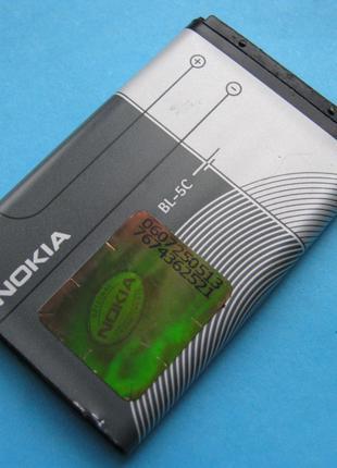 Аккумулятор Nokia BL-5C, оригинал