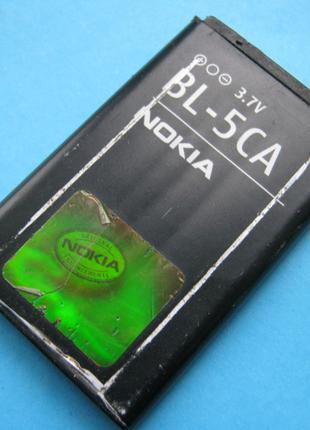 Аккумулятор Nokia BL-5CA, оригинал