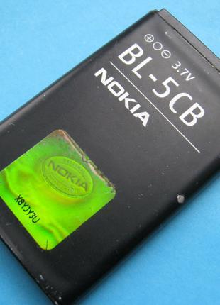 Аккумулятор Nokia BL-5CB, оригинал