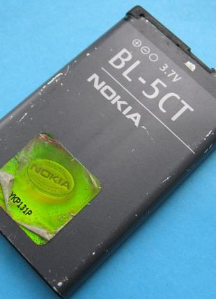 Аккумулятор Nokia BL-5CT, оригинал