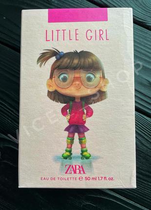 Zara little girl kids детские духи парфюмерия туалетная вода о...