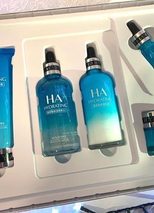 Подарочный Набор с  гиалуроновой кислотой Ha Hydrating