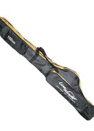 Чехол для фидеров (удочек , удилищ, спиннингов) 150 см шнур POWER