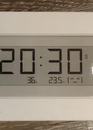 Часы-гигрометр Xiaomi Mijia (LYWSD02MMC)