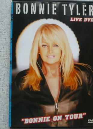 DVD  Bonnie Tyler - Bonnie on tour - Live dvd