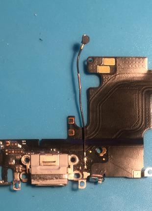 Шлейф зарядки Lightning + разъем аудио(Gray)для iPhone 6s