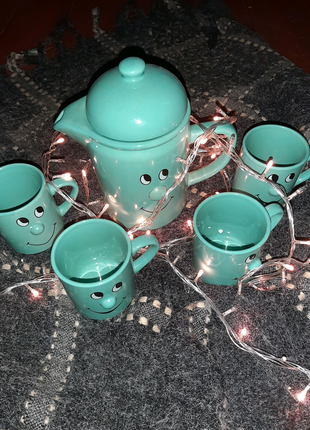 Чайный сервиз,  детский чайный сервиз