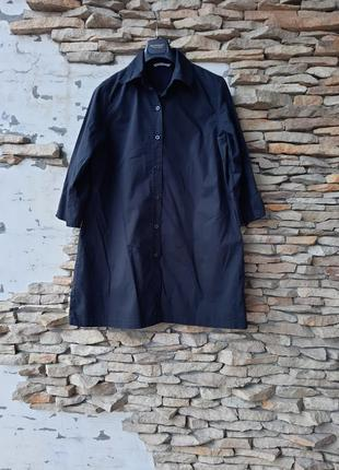 Стильная туника,  удлинённая рубашка 👕 большого размера