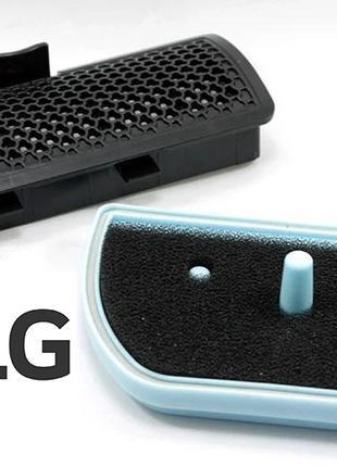 Комплект фильтров ADQ73393603 +ADQ73393407 для пылесоса LG