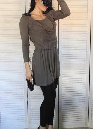 Итальянская туника - платье с шипами р.s-m