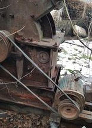 Камнедробилка СМД 112 (Молотковая дробилка/ молоткова дробарка)